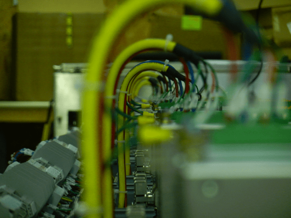 circuit board vs. panels