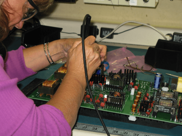 circuit board assembly