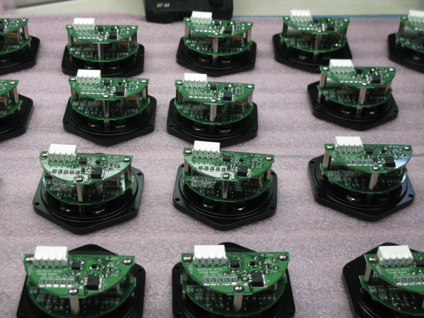 Picture of circuit board assembly