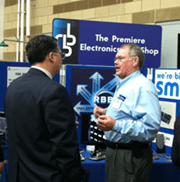 Photo of RBB Systems at trade show