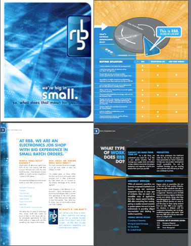 RBB Systems brochure