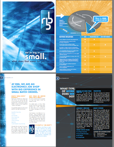 RBB Systems brochure