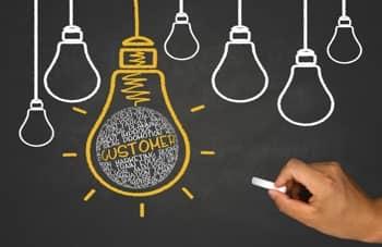 Customer Service Lightbulb Moment