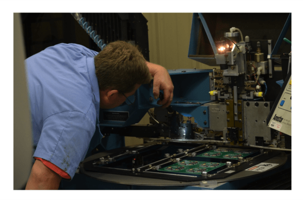 RBB circuit board inspection