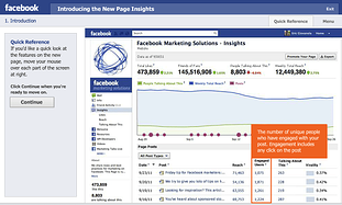 Facebook Insights picture