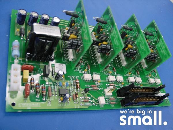 custom small batch circuit boards