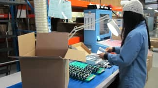 RBB custom electronics shipping