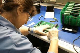 RBB custom electronics manufacturing