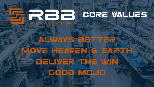 RBB Core Values